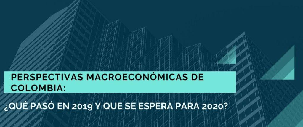 análisis de las principales variables macroeconómicas y estima su probable comportamiento para 2020.