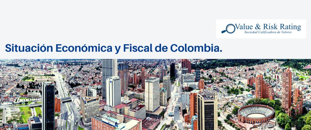 Value and Risk Situación fiscal y económica de Colombia frente a otros países
