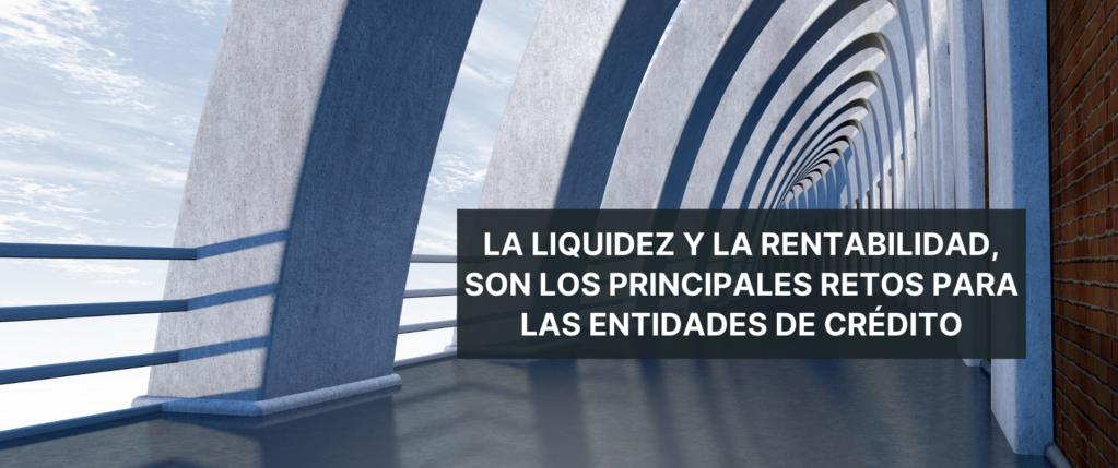 Value and Risk. liquidez. rentabilidad. entidades de crédito. COVID-19.